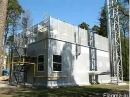 Газопоршневая электростанция SUMAB (MWM) 1500 Квт