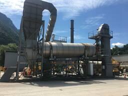 Б/У Ammann завод рециклинга асфальта 160 т/ч, 2012 г. в.