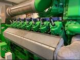 Б/У газовый двигатель Caterpillar 3520, 2014 г. ,2 Мвт - фото 5