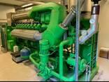 Б/У газовый двигатель Jenbacher 616 GSС87, 2000 Квт, 1997 г. - фото 7