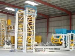 Стационарная блок-линия (вибропресс) Sumab R-500 автомат