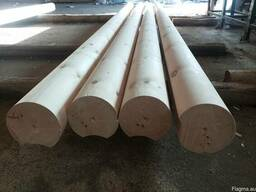 Commercial offer Supply cylindering logs - фото 2
