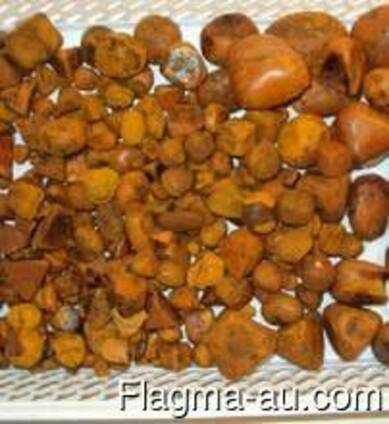 Cow ox gallstone for sale