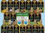 Масла растительные не рафинированные Украина - photo 1