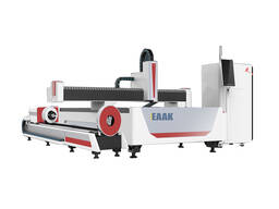 Metal cutting fiber laser machine
