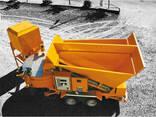 Мобильный бетонный завод Sumab B-15-1200 (20 м3/ч) Швеция - photo 2