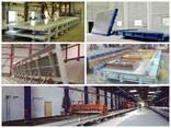 Оборудование для изготовления бетонных стеновых панелей, - фото 2
