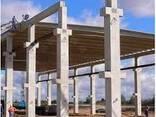 Оборудование для производства бетонных колонн большой длины. - photo 1