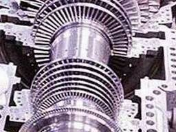 Repair and service of steam turbines with a capacity of up to 1000 MW