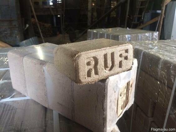 Sell ​​wood briquette Ruf