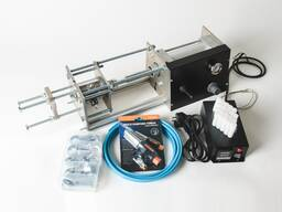machine for repair of ball joints and steering tips SJR 3 - photo 1