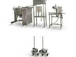 The technological line for processing classic mayonnaise - photo 1